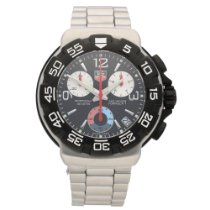 TAG Heuer Formula 1 CAC1110-0 - Gents Watch - Black Dial - 2010