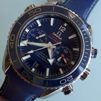 Omega Seamaster Planet Ocean Co-Axial Chronograph