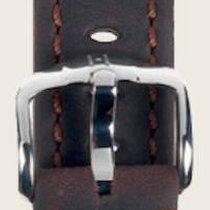Hirsch Uhrenarmband Terra Kalbsleder braun L 04633010-2-22 22mm