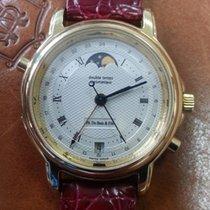 DuBois 1785 Montre Anniversaire Double Temps Gold 18K