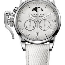 Graham Chronofighter 1695 Lady Moon | 2CXBS.S06A.L107S