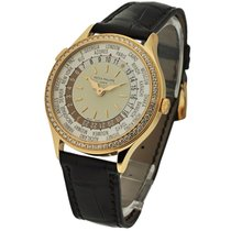 Patek Philippe 7130R-001 7130r Ladys World Time with Diamond...