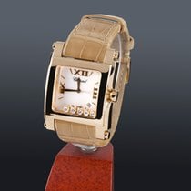 Chopard happy sport2 xl square yellow gold