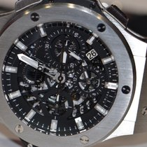 Hublot Big Bang 44mm Aero Bang Skeleton Chrono