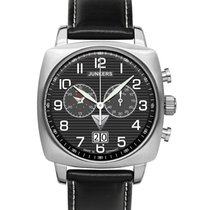 Junkers Atlantic Flight East-west 6486-2 Quartz Watch Swiss...