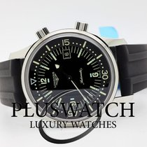 Longines Legend Diver Black Dial 42mm L36744509 NEW CAUCCIù R
