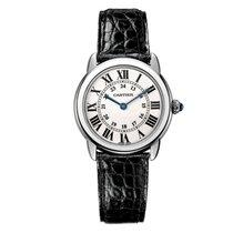 Cartier Ronde Quartz Ladies Watch Ref W6700155