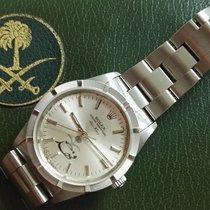 Rolex AIR KING 14000 SAUDI ARABIA CREST DIAL LIM.ED. RARE BOX...