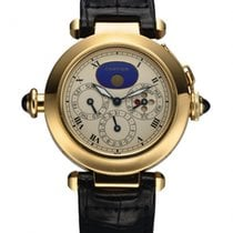 Cartier Pasha Minute Repeater