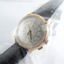 Patek Philippe 175th Anniversary  sealed Multi-Scale Chronogra...