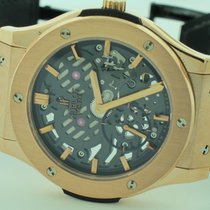 Hublot Classic Fusion Ultra-Thin Skeleton 18K Solid Rose Gold