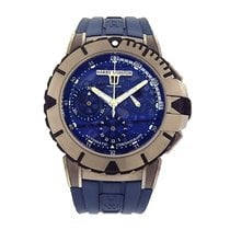 Harry Winston Ocean Sport Chronograph Blue