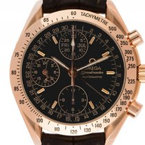 Omega Speedmaster Day-Date 18kt Roségold Automatik Chronograph...