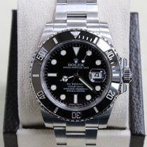 Rolex Submariner Ceramic 116610 Black Stainless Steel 2010