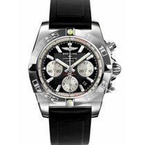 Breitling ab011011/b967-1rt Chronomat B01 Mens Automatic in...