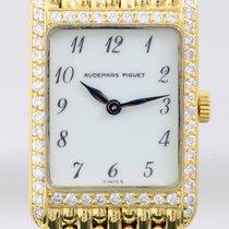 Audemars Piguet Lady 18K Gelbgold 50 Brillanten No-Date...