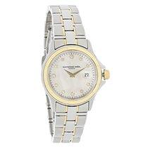Raymond Weil Parsifal Ladies Diamond 18K Quartz Watch 9460-SG-...