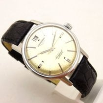 Longines conquest acciaio orologio uomo 35 mm automatic cal.294