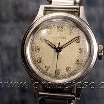 Longines Usn Buships Original 1938 Sei Tacche Military Watch...