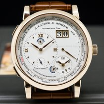 A. Lange & Söhne 116.032 Lange 1 Time Zone 18K Rose (26910)