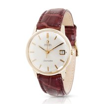 Omega Seamaster 166.001 Men's Watch in Yellow Gold