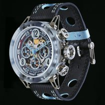 B.R.M The lightest Autom.Chrono in the World