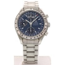 Omega Speedmaster Triple Date Automatic Stainless Steel