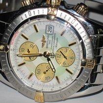 Breitling Chronomat Evolution 18K Gold