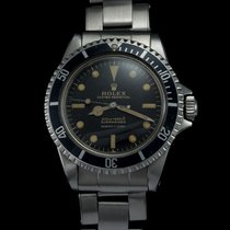 Rolex Submariner ref 5513 Single Swiss Dial Serpico Y Laino