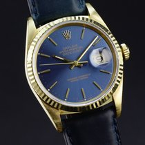 Rolex Oyster Perpetual Datejust 16238 full set gold