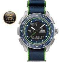 Omega - Speedmaster Skywalker X-33 Solar Impulse Limited E