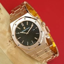 Audemars Piguet Royal Oak Rose Gold Quartz  33mm Watch