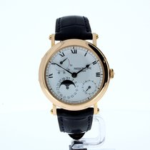 Patek Philippe Power Reserve Moonphase 18K Rose Gold