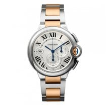 Cartier Ballon Bleu Automatic Mens Watch Ref W6920063