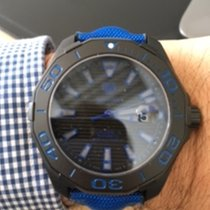 TAG Heuer Aquaracer New Model Limited BLUE SAND NIB