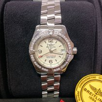 Breitling Colt Oceane A77380 - Diamond Set - Box & Papers...