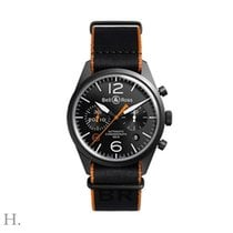 Bell & Ross BR 126 Carbon Orange
