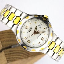 Longines CONQUEST GOLD/STEEL
