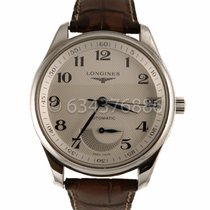 Longines Master Collection Power Reserve Watch L2.666.4.78.3...