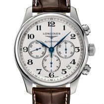 Longines Master Collection 44 mm Chronograph