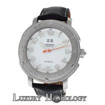 Hermès Authentic Men's Hermes Clipper Diver CP1.810 44MM...