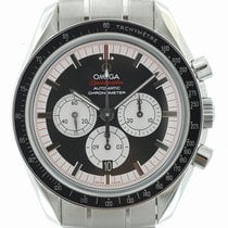 Omega Speedmaster Schumacher The Legend MAI INDOSSATO SCAT/GAR a