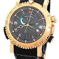 """Breguet """"Marine Royale Alarm"""" Strapwatch."""