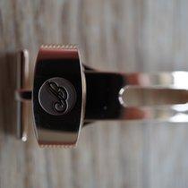 Breguet 16mm REDGOLD Folding Clasp faltschliesse deployant buckle