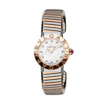 Bulgari Tubogas Ladies 26mm Watch 102222