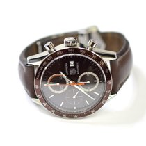 TAG Heuer Carrera Chronograph 41.5mm Stainless Steel Mens...
