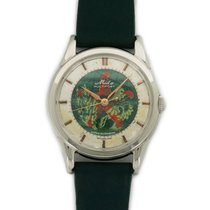 Mido Multifort Cloisonne Starfish Strap Watch