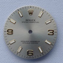 Rolex Oyster Perpetual Ice grey Oyster Perpetual 369 arabic Dial