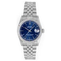 Rolex Datejust Midsize Men's or Ladies Steel Watch 68274