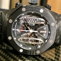 Audemars Piguet Royal Oak Carbon Concept 26265FO Tourbillon...